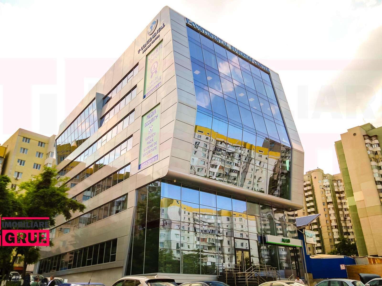 Oficiu în chirie de 35 m² în sectorul Centru
