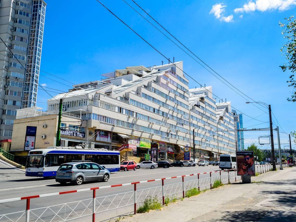 Apartament cu euroreparatie bloc nou Decebal Jumbo