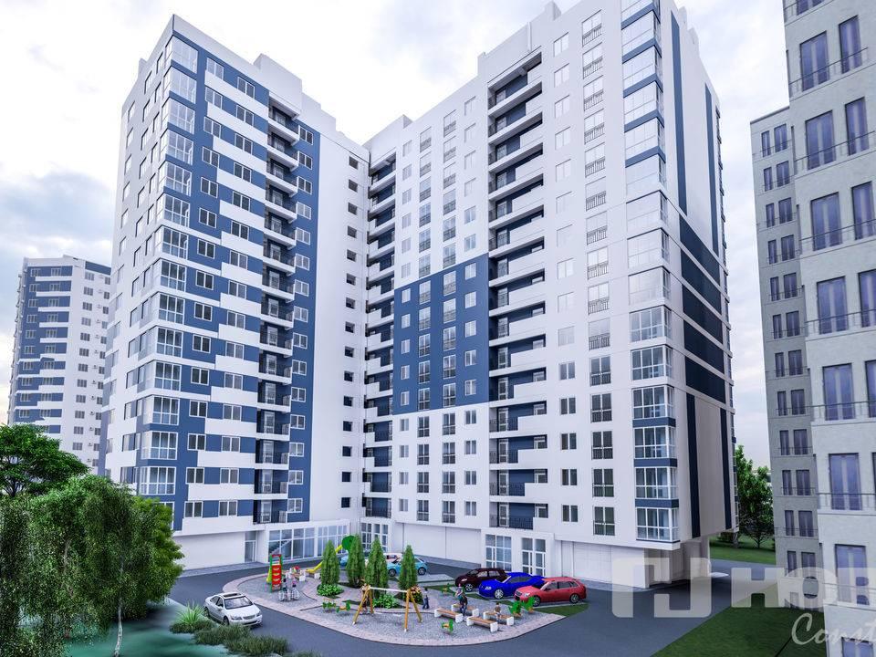 Apartament cu 3 odăi în sectorul Riscani, Str. Matei Basarab.