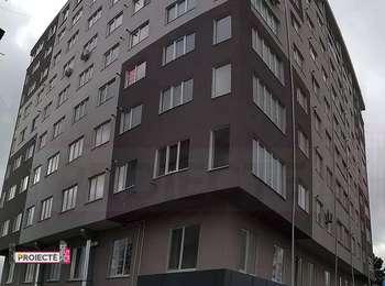 Apartament nou mobilat partial