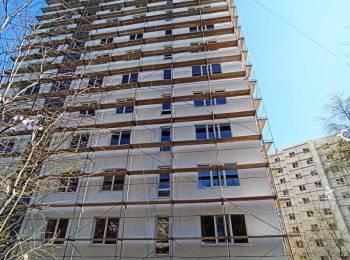Bloc Nou. Apartament 3 odăi, 80 m2. Preț - 39 660 euro.