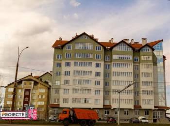 Spațiu comercial în bloc nou Soseaua Hincesti  stradal  211 m!!