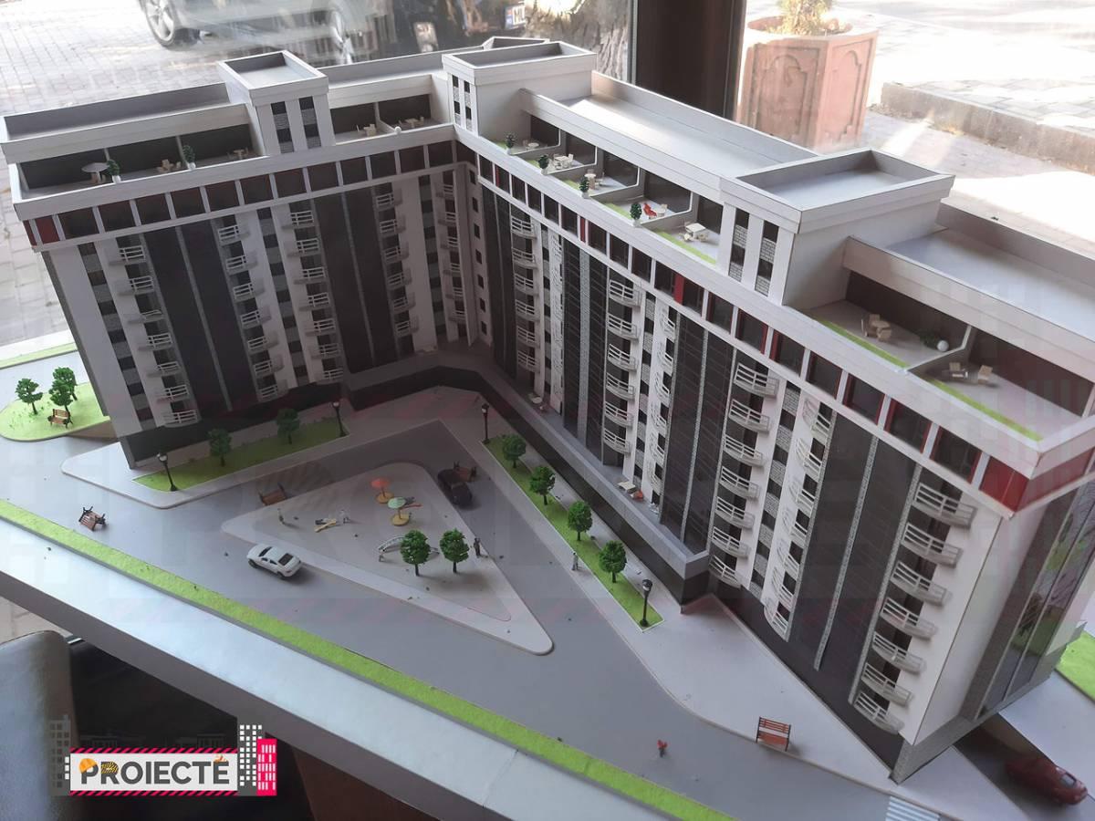 Apartamente noi in constructie COMPLEX LOCATIV BOIAR HOUSE 420-440 euro