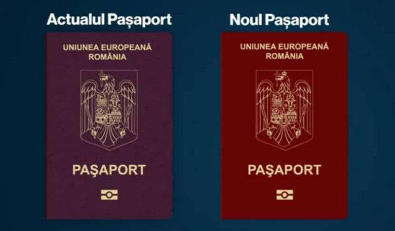 Se schimbă iar paşapoartele. De la culoare, la conţinut