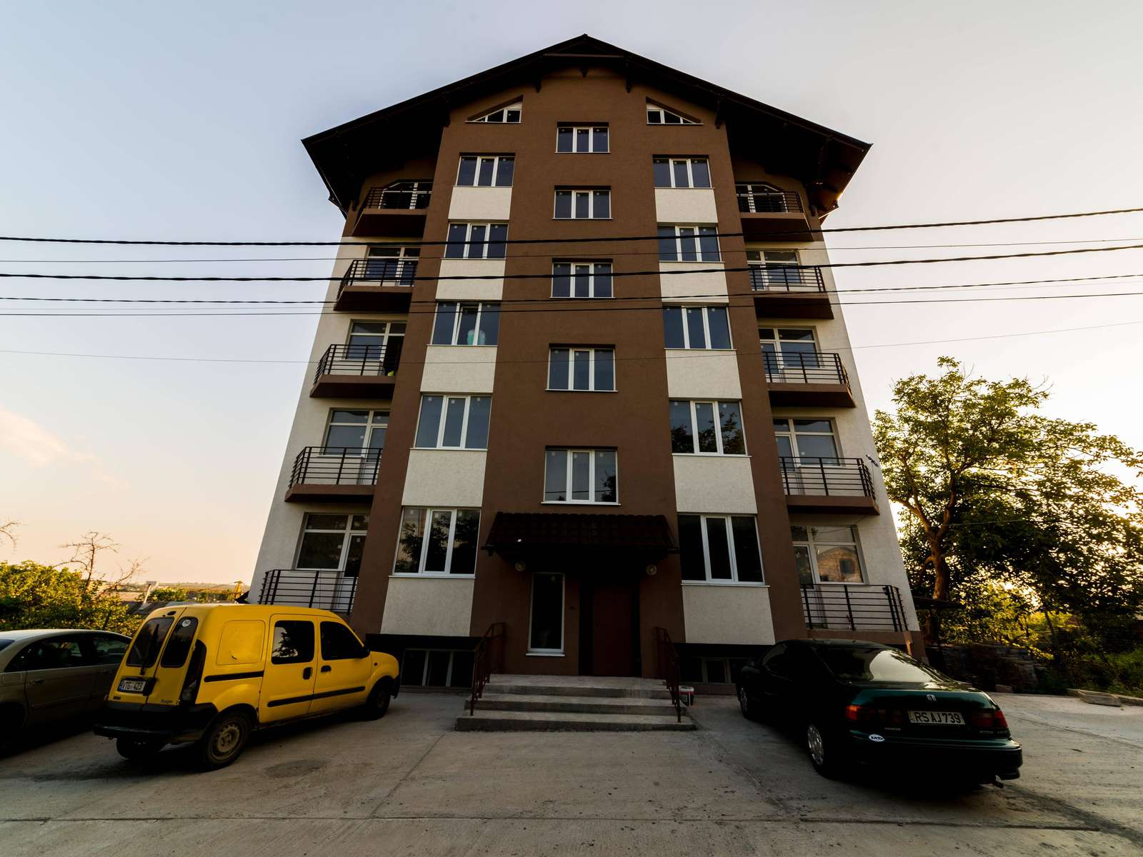 Apartamente cu 1-2-3 odăi în bloc nou, finisat în sec.Ciocana de la 490 euro!