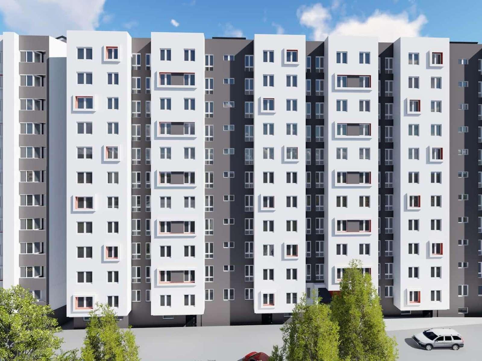 Apartamente cu 1 odaie de tip studio mobilat și utilat la 14999 €