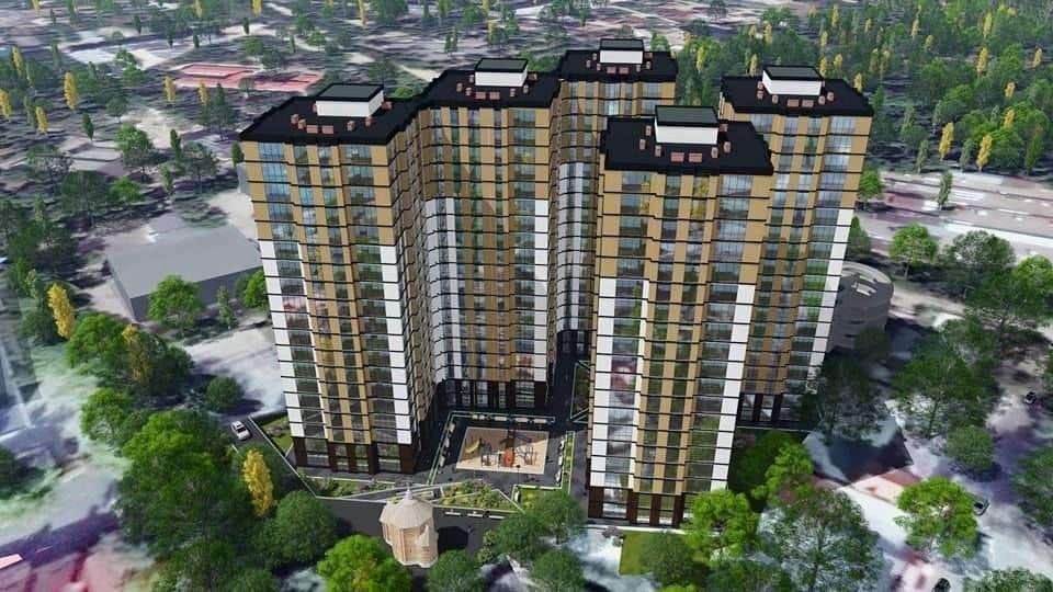 Apartament cu 3 odăi de la compania Exfactor, cu 465 € m²!!!