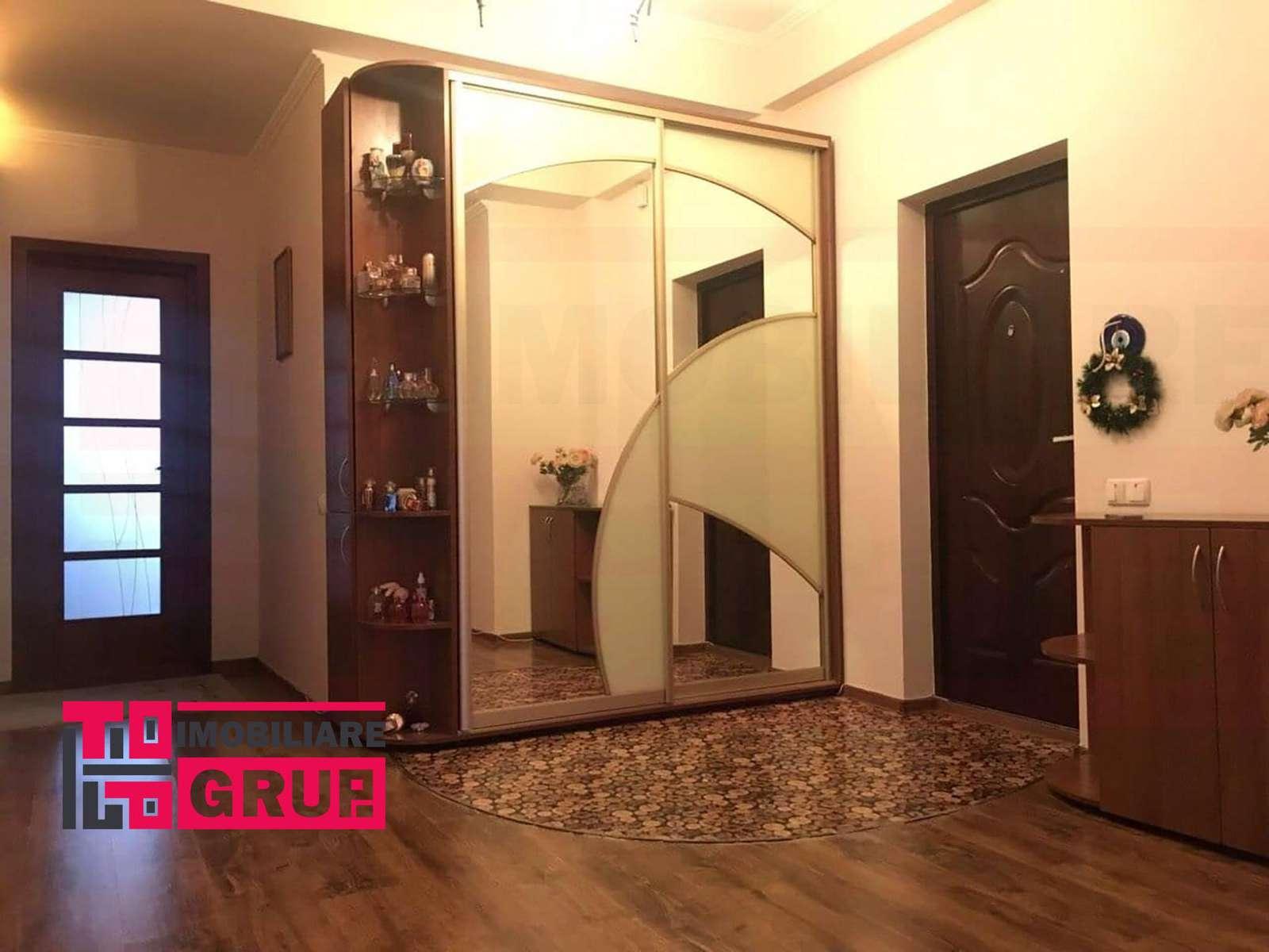Apartament cu 3 odăi în bloc nou, dat în exploatare