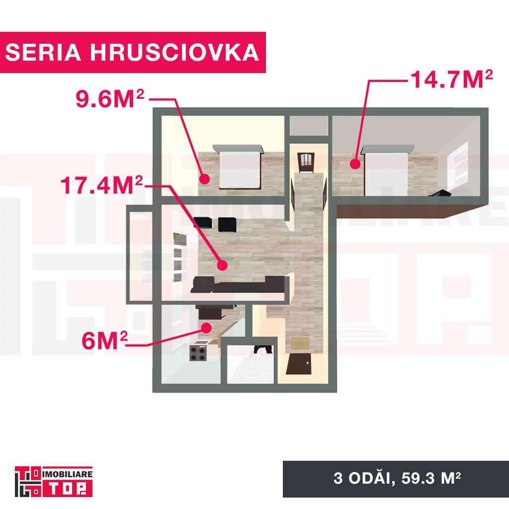 Seria Hrușciovka3 odai