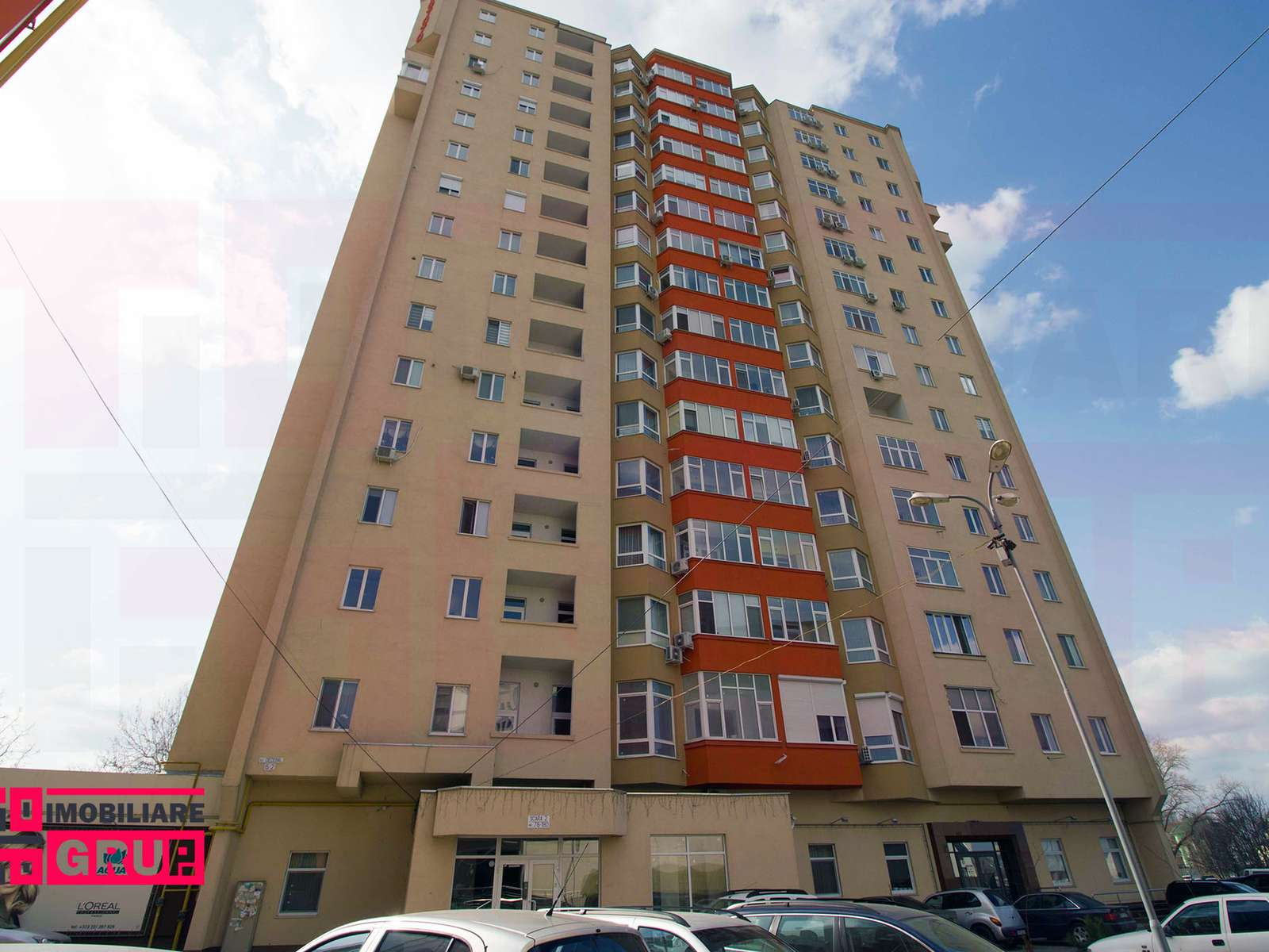 Apartament cu 2 camere lângă Jumbo