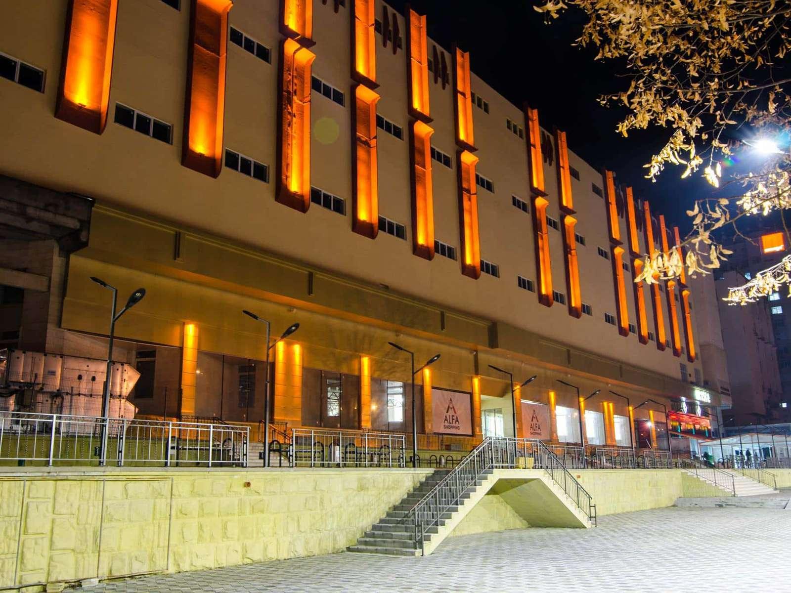 Un nou mall în sectorul Buiucani al or. Chișinău