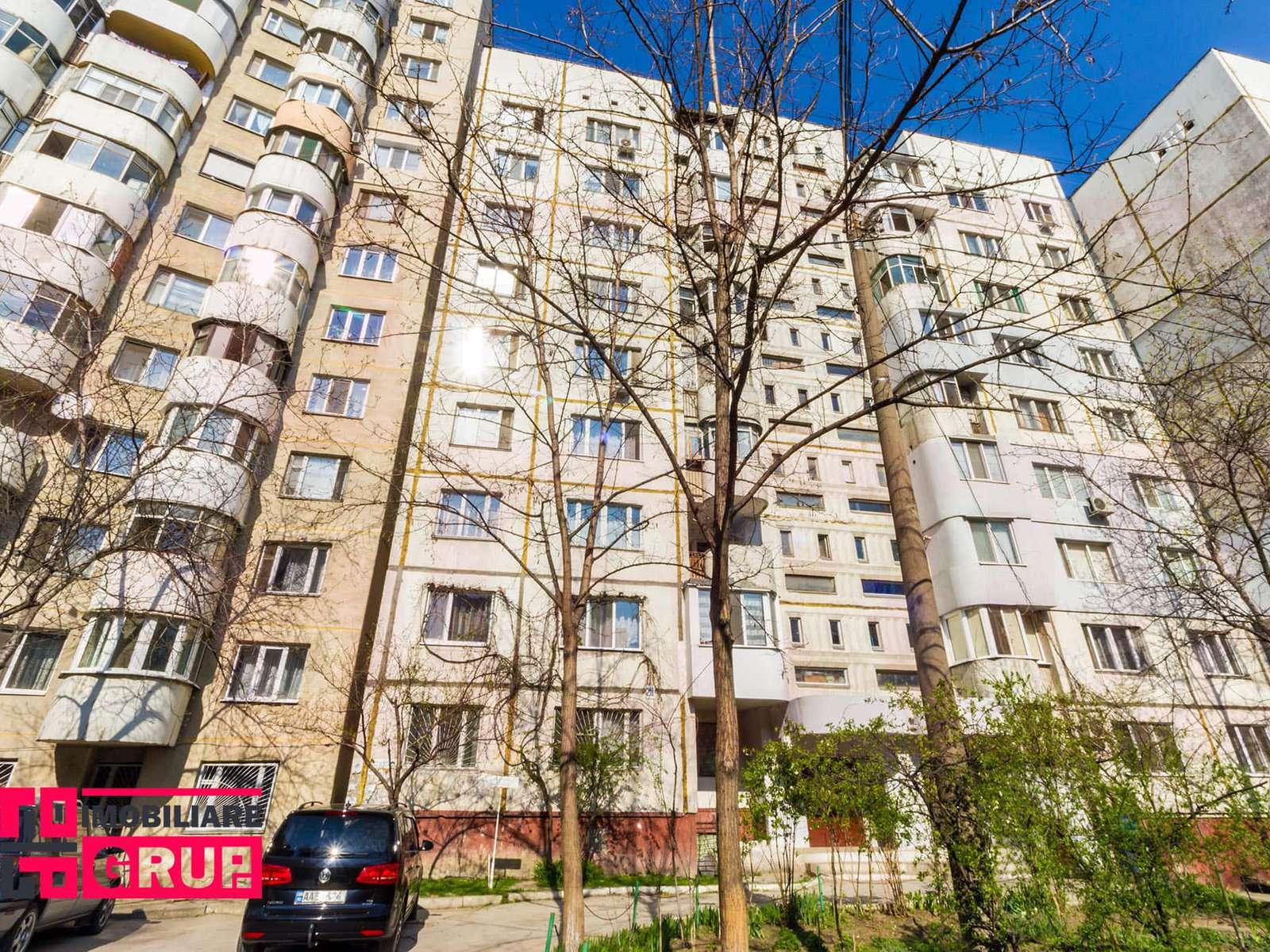Apartament cu 3 odăi , str.Albișoara