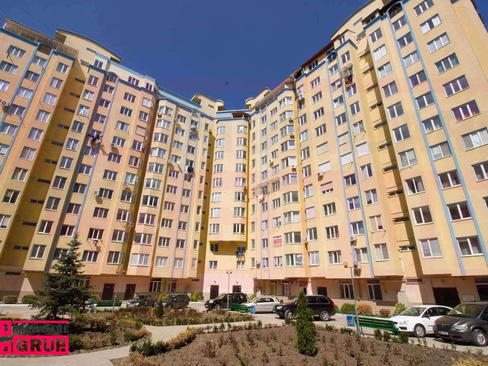 Apartament cu 2 odăi în s. Botanica