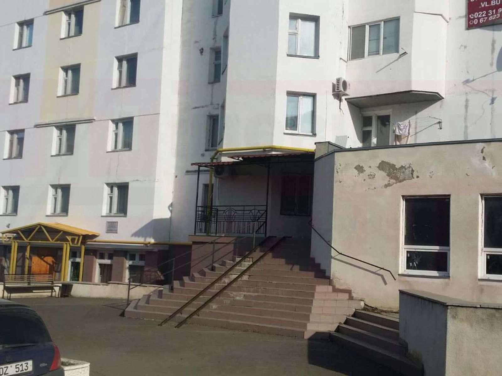 Apartament cu 1 odaie în sec. Rîșcani, str. Studenților