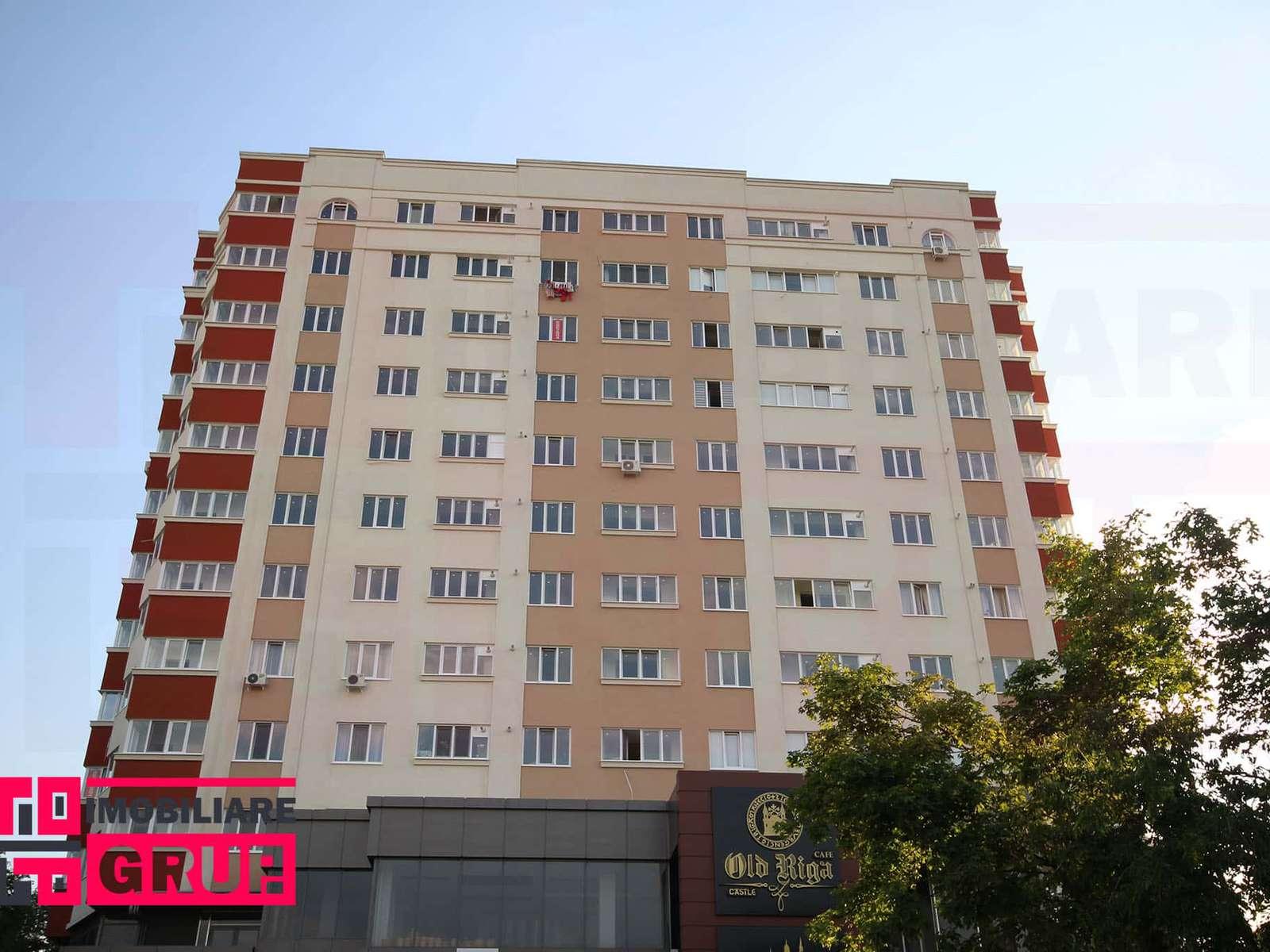 Apartament mobilat str. Vârnav 20