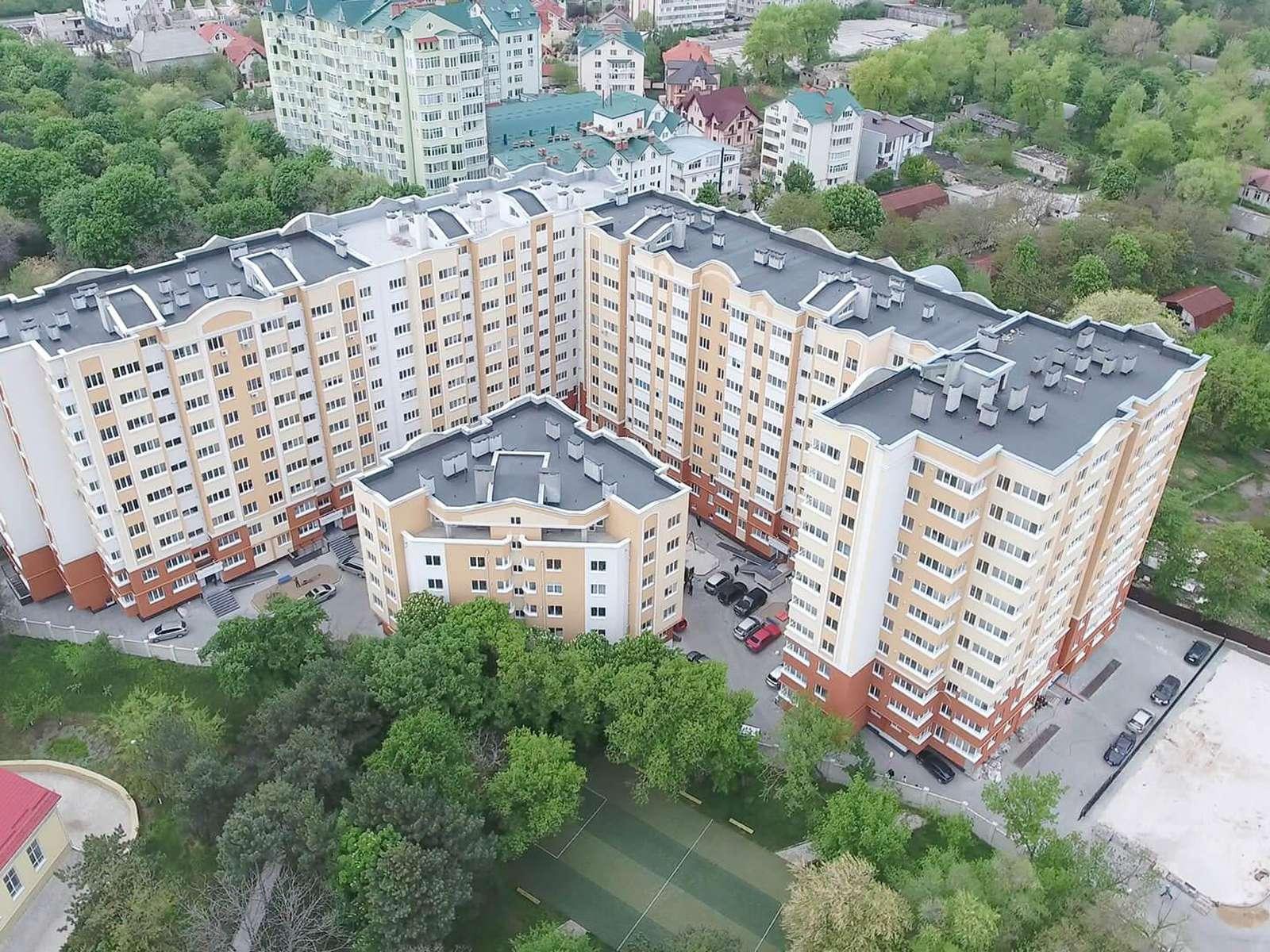Apartament cu 1 cameră str. Grenoble în bloc nou