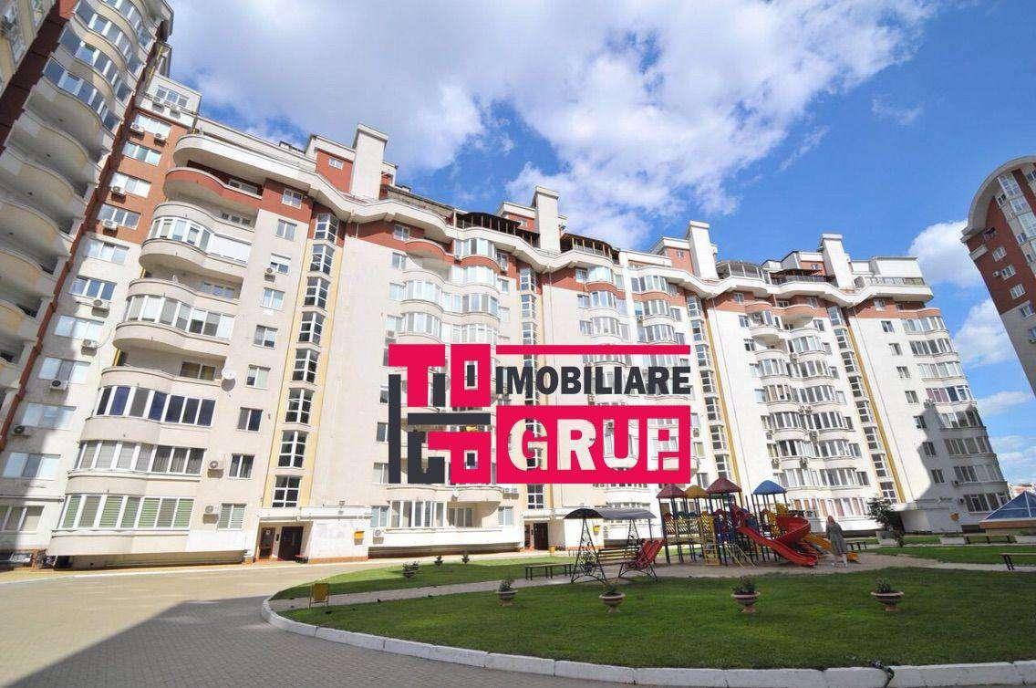 Apartament cu 2 odăi în chirie, casă nouă cu euroreparație, sectorul centru al capitalei
