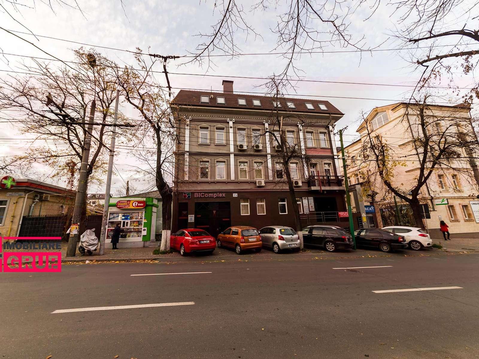 Oficii în chirie pe strada Mitropolitul Gavriil Banulescu-Bodoni