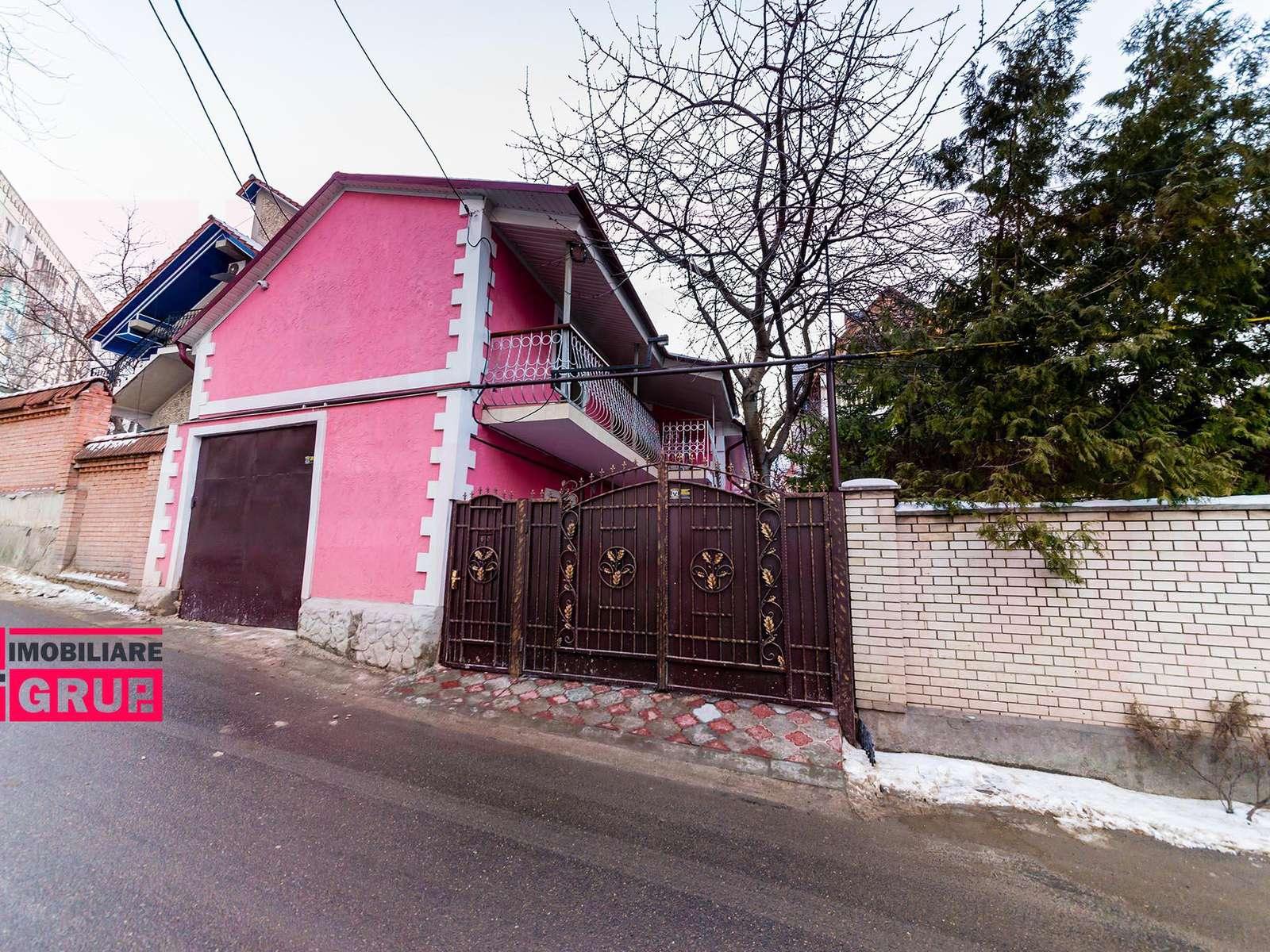 Oferta exclusiva ! casa cu 2 nivele in sector Botanica