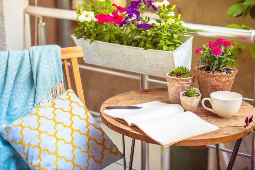 Balconul - un spațiu pentru ce vrei tu