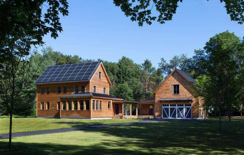 Știi cum se construiește o casă pasivă?
