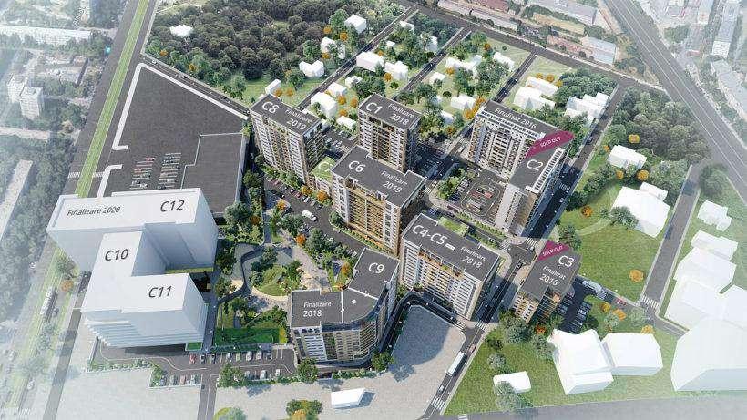 Un nou trend pe arena internațională: ansamblurile imobiliare mixte