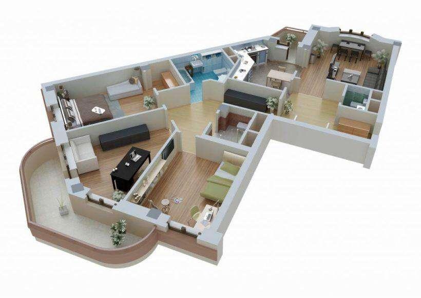 Planificări de apartamente care trebuie evitate