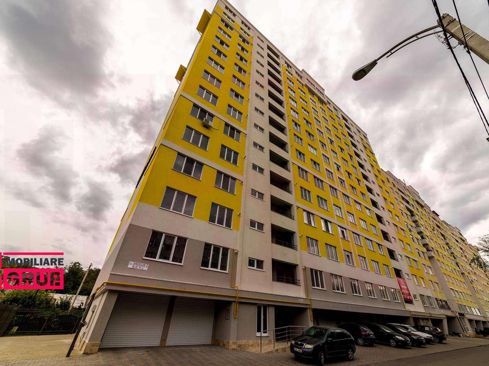 Apartament cu 2 camere în bloc nou, dat în exploatare!!